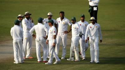 پاکستانی ٹیم ٹیسٹ رینکنگ میں چھٹے نمبر پر آگئی