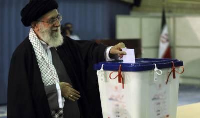 ایران میں صدارتی انتخابات کیلئے ووٹنگ کاعمل جاری