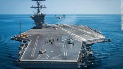 امریکی بحریہ کا دوسرا جنگی بیڑا شمالی کوریا کے قریب پہنچ گیا