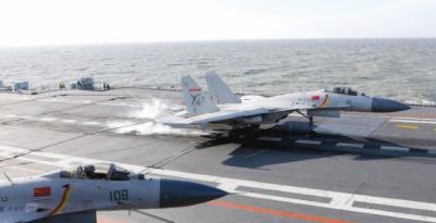 چینی جنگی طیاروں نے امریکی ایئر فورس کے طیارے کا راستہ روکا: امریکی فضائیہ