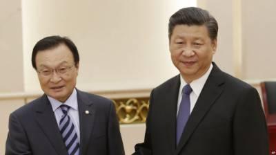 چین جنوبی کوریا کے ساتھ تعلقات معمول پر لانا چاہتا ہے،صدر زی جن پنگ