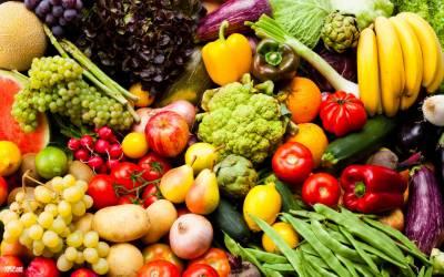 پھلوں اورسبزیوں کے زیادہ استعمال سے جلد پر کشش
