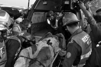 کبیروالا کے قریب ٹریفک حادثہ ،2افراد جاں بحق
