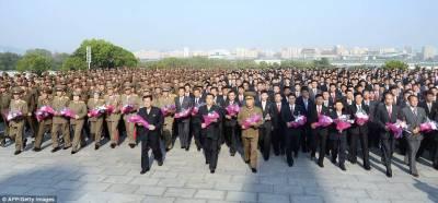 شمالی کوریا :بیلسٹک میزائل بنانے والے سائنسدانوں کا شاندار استقبال