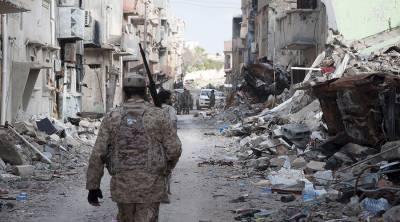 لیبیا کے فضائی اڈے پر حکومتی ملیشیا کا حملہ، 141ہلاک