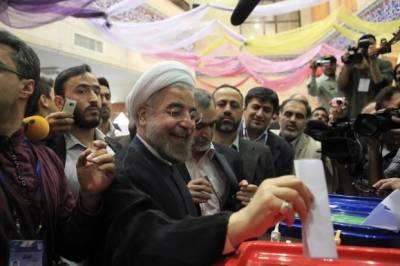 ایران کے صدارتی انتخاب ,حسن روحانی دوبارہ صدر منتخب ہو گئے