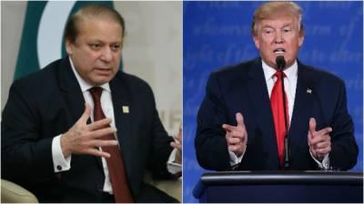 امریکہ نوازشریف اورٹرمپ کے درمیان مختصرملاقات کا خواہاں