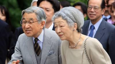جاپان کی حکومت نے بادشاہ کی دستبرداری کا قانون منظور کر لیا