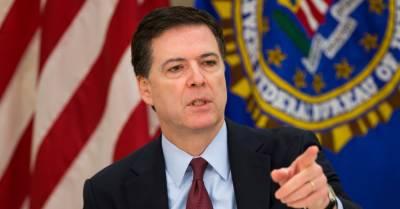 ایف بی آئی کے سابق ڈائریکٹر جیمز کومی امریکی صدارتی انتخاب میں روسی مداخلت بارے گواہی دینے پر رضامند