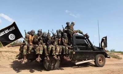 صومالیہ میں الشباب نے دو افراد کو ہاتھ کاٹنے کی سزا دے دی