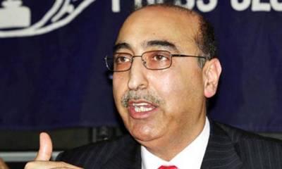 کلبھوشن کیس میں ثابت ہو گیا کہ پاکستان میں دہشت گردی کون کروا رہا ہے، عبدالباسط