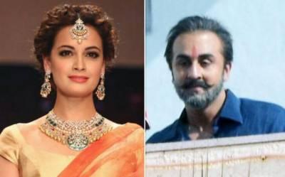 سنجے دت پر بننے والی فلم کی ٹیم نے دیا مرزا کو سنجے دت کی بیوی بنانے کا فیصلہ کرلیا