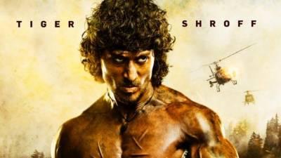 """بالی ووڈ فلم""""ریمبو"""" کا پوسٹر منظر عام پر آ گیا"""