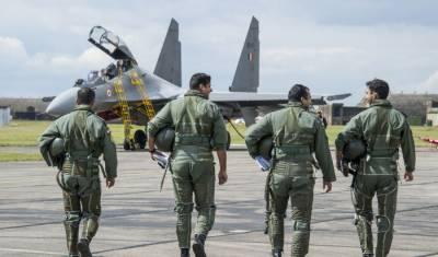 بھارتی ایئر چیف کا افسروں کو تیار رہنے کا حکم، ہدف پاکستان ہوسکتا ہے