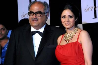 فلمساز بونی کپور کا سری دیوی کو انوکھا تحفہ دینے کا فیصلہ