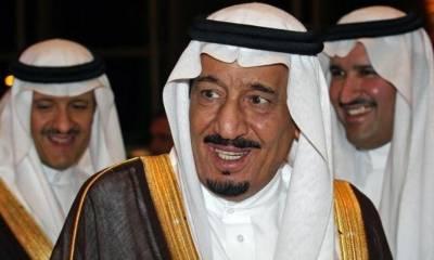 ایران دہشت گردی کا مرکز ، ہماری خاموشی کو کمزوری نہ سمجھے ،شاہ سلمان