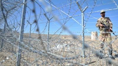 ایرانی سکیورٹی فورسز کی پاکستانی سرحد کی ایک بار پھر خلاف ورزی ،5مارٹر گولے فائر کردئی