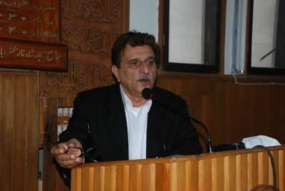 اپوزیشن ہمارے ساتھ ملکر عوام کی خدمت کریں ،راجہ فاروق حیدر