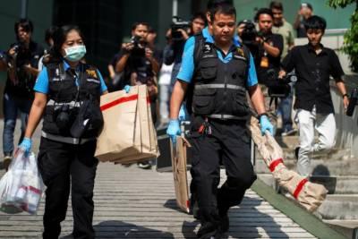 تھائی لینڈ ، فوجی ہسپتال میں بم دھماکہ، 24 افراد زخمی