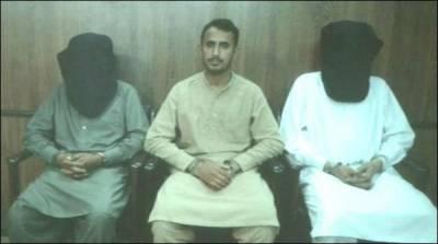 بلوچستان: کالعدم تنظیم کا اہم کمانڈر 2 ساتھیوں سمیت گرفتار