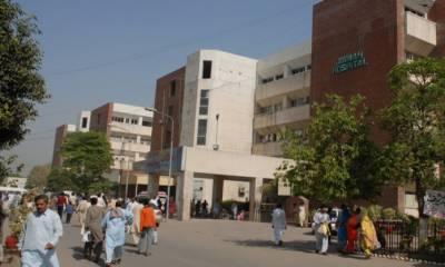 جناح ہسپتال میں ترکی وفد آمد ، موجودہ نظام میں بہتری کا جائزہ