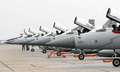 پاک فوج نے اپنے تمام فارورڈ ایئربیس کو تیار رہنے کا حکم دے دیا