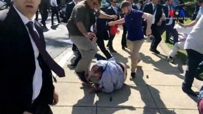 ترکی نے احتجاجاََ امریکا سے اپنا سفیر واپس بلا لیا