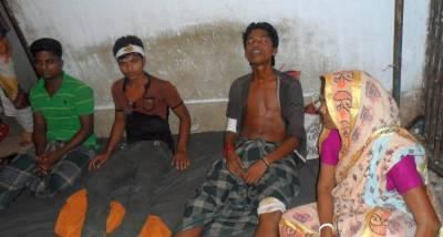 ہندو انتہاپسندوں کا دلتوں کے گھروں پرحملہ متعدد ہلاک، 10سے زائد مسلمان زخمی