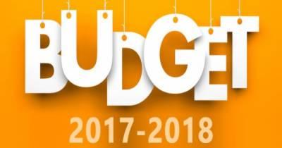 آئندہ مالی سال 2017-18کے بجٹ کا حجم 4 ہزار778 ارب روپے ہوگا
