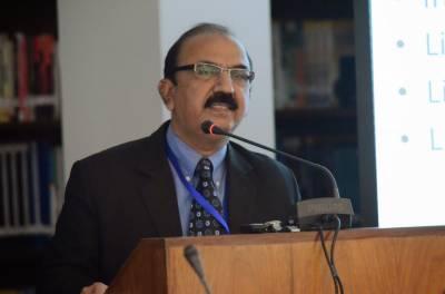 ترکی میں سفارتکاری کی ذمہ داریاں سونپنے کی خبر حقیقت پر مبنی نہیں، ڈاکٹر شاہد صدیقی