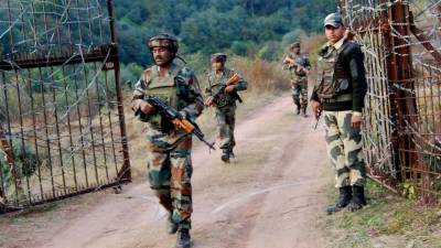 بھارتی فوج نے لائن آف کنٹرول پر اقوامِ متحدہ کے فوجی مبصرین پر حملہ کر دیا ، آئی ایس پی آر