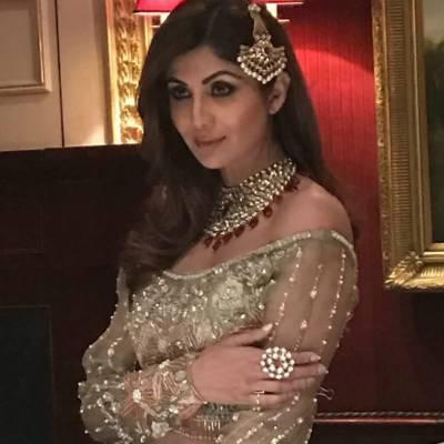 کرینہ کپور خان کے بعد شوٹ کیلئے اداکارہ شلپا شیٹی کا چناو