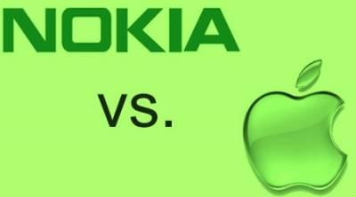 نوکیا اور ایپل کے درمیان تنازعہ حل