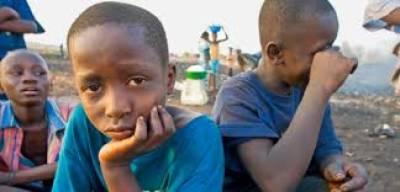 کانگو میں 4 لاکھ بچوں کو غذائی قلت کا خطرہ