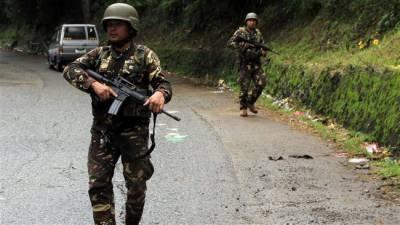 فلپائن میں عسکریت پسندوں کے خلاف بڑا آپریشن