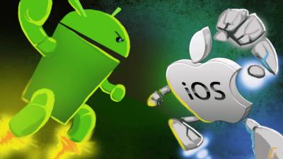 ایپل کا اینڈرائیڈ پر بڑا حملہ