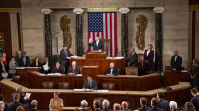 امریکی سینٹ نے ایران کیخلاف نئی پابندیوں کی منظوری دیدی