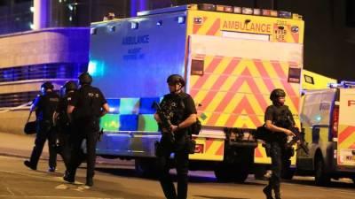 مانچسٹر حملے کے ملزم سلمان عبیدی کے گھر سے بارودی مواد برآمد