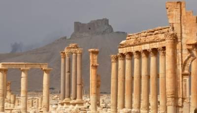 شامی فوج نے پہلی مرتبہ اہم شاہراہ کو داعش کے قبضے سے چھڑا لیا