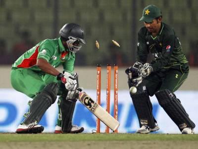 پاکستان آج بنگلہ دیش کیخلاف پہلا وارم میچ کھیلے گا