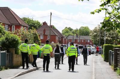 مانچسٹر حملہ:شق کی بنا پر 44 سالہ شخص گرفتار