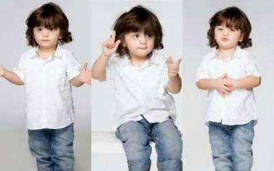 ابرام خان کی سالگرہ،فلمی ستاروں کے محبت بھرے پیغام