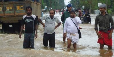 سری لنکا ،سیلاب اور لینڈ سلائیڈنگ سے ہلاکتوں کی تعداد 101 ہو گئی