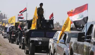 موصل میں عراقی فوج کا داعش کے خلاف بڑا آپریشن شروع