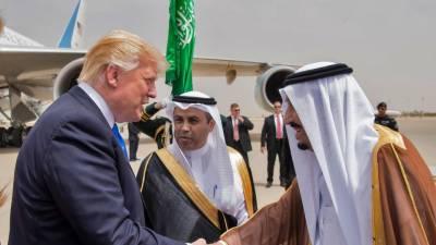 سعودی فرمانراوہ شاہ سلمان نے ڈونلڈٹرمپ کو کتنے مہنگے ترین تحائف سے نوازا، تفصیلات جاری