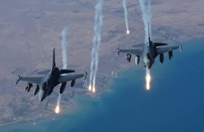 مصری جنگی طیاروں کے عسکریت پسندوں کے ٹھکانوں پر دوبارہ حملے