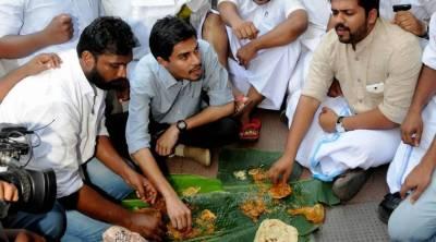 ذبح پر پابندی ،مودی حکومت کے فیصلے کے خلاف احتجاجا بڑے گوشت کی دعوتیں شروع