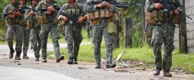 فلپائن: پرتشدد واقعات میں 100 افراد ہلاک