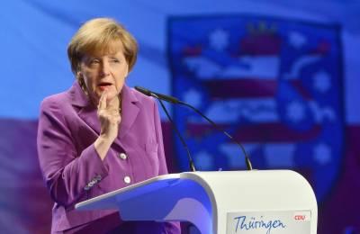 یورپ اب امریکا اور برطانیہ پر مزید انحصار نہیں کر سکتا ،جرمن چانسلر