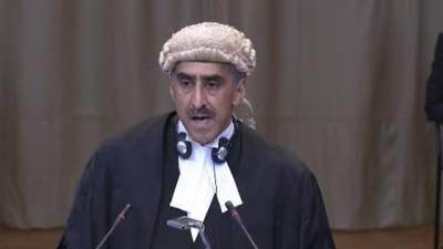 عالمی عدالت انصاف کلبھوشن یادیو کو رہا نہیں کر سکتی: خاور قریشی